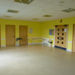 The Small Room, Parklands Community Centre, Northampton