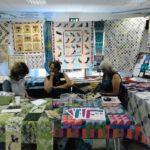 Quilters at Parklands Community Centre Northampton